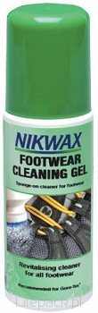 FOOTWEAR CLEANING GEL gąbka 125ml